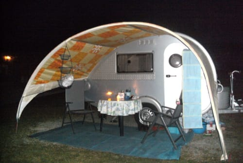 Hire a motorhome in Friedberg from private owners  Tabbert Nix 0815