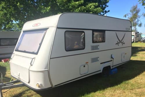 Hire a motorhome in Ratzeburg from private owners   LMC Münsterland  Paulchen