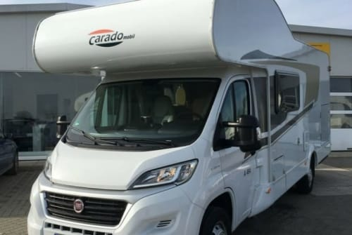 Hire a motorhome in Pettendorf from private owners| Carado  Carado A 464
