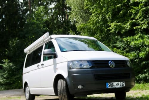 Hire a motorhome in Schrobenhausen from private owners  Volkswagen  Sirius