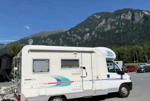 Hire a motorhome in Badhoevedorp from private owners| Fiat No Name
