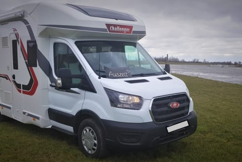 Hire a motorhome in Annaburg from private owners  Challenger Auszeit