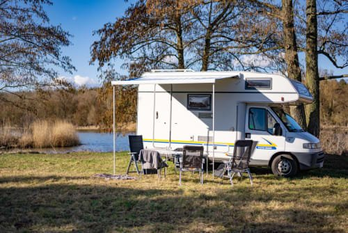 Hire a motorhome in Berlin from private owners| Fiat Ducato  Campina die II.
