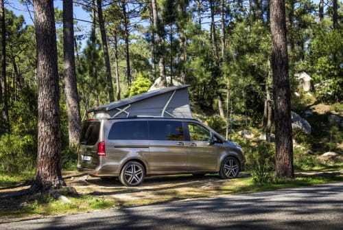 Hire a motorhome in Kalkar from private owners  Mercedes Marco Polo