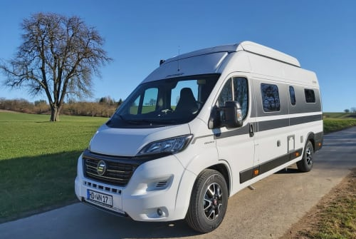 """Hire a motorhome in Bruchsal from private owners