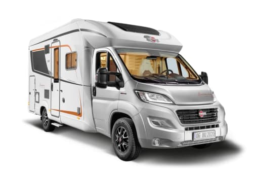 Hire a motorhome in Graz from private owners| Bürstner  Holidaydreams
