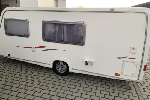 Hire a motorhome in Braunschweig from private owners| Trigano  Hazel