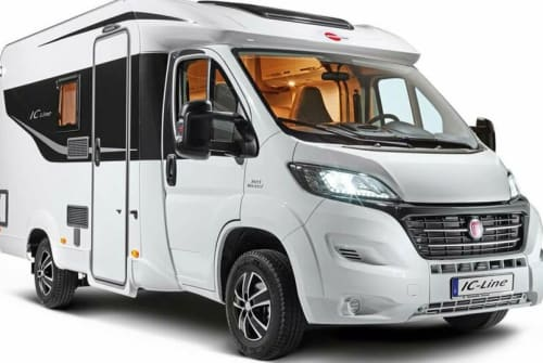 Hire a motorhome in Kappeln from private owners| Bürstner Siggi