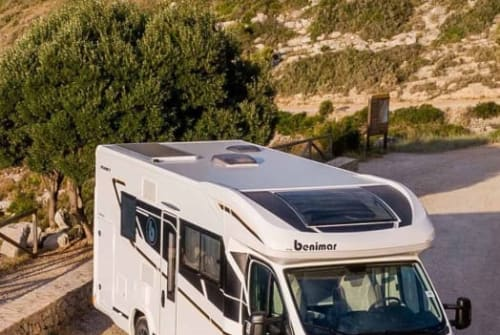 Hire a motorhome in Wijchen from private owners  Benimar Benimar