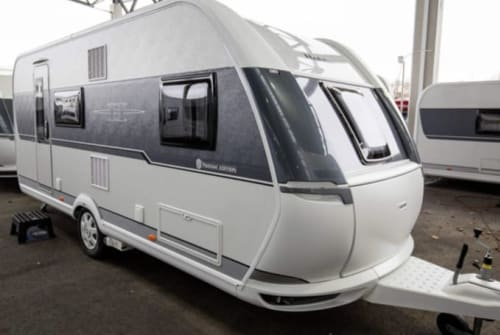 Hire a motorhome in Adelsried from private owners  Hobby  Theo