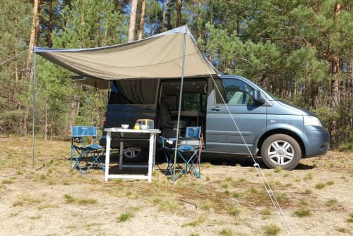 Hire a motorhome in Hohen Neuendorf from private owners| Volkswagen  Bulliver