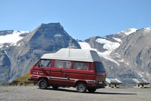 Hire a motorhome in Heidesee from private owners| VW Le Bus