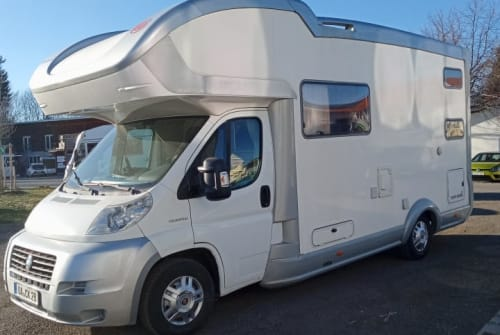 Hire a motorhome in Wiggensbach from private owners  Euro Mobil Eura