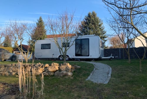 Hire a motorhome in Blankenhain from private owners| Adria Big Bee
