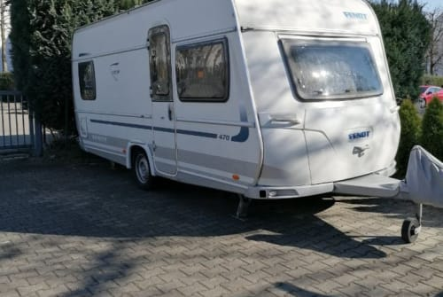 Hire a motorhome in Königsbrunn from private owners  Fendt Luna'sSaphir