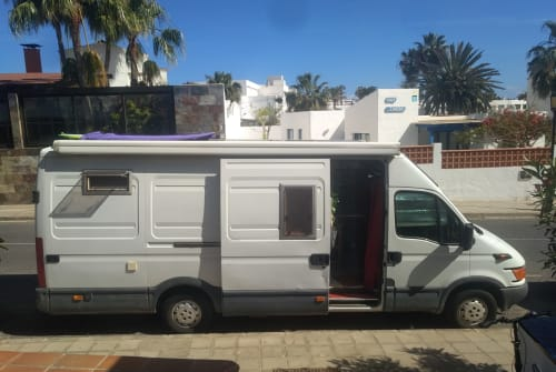 Hire a motorhome in Berlin from private owners  IVECO Boy 2003