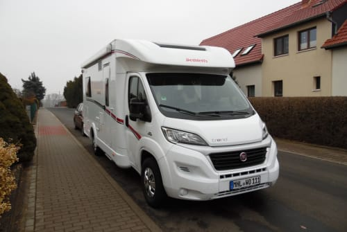 Hire a motorhome in Vogtei from private owners| fiat ducato Sven & Melly