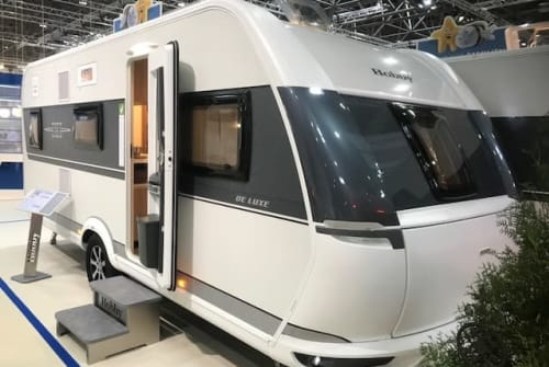 Hire a motorhome in Leiferde from private owners  Hobby Nico