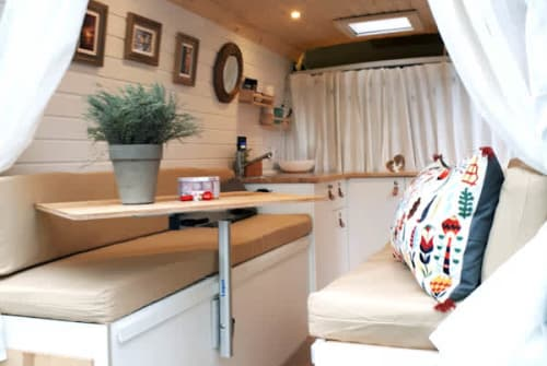 Hire a motorhome in Leipzig from private owners| Renault Fatima