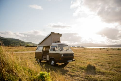 Hire a motorhome in Berlin from private owners| VW Hermann
