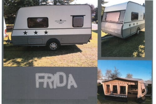 Hire a motorhome in Jüchen from private owners  LMC Frida