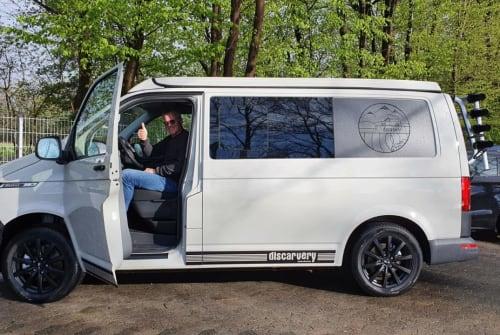 Hire a motorhome in Neunkirchen am Brand from private owners  VW T6.1 Bulli  Krausi 1
