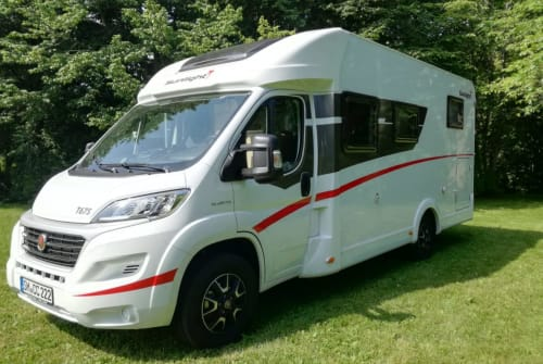 Hire a motorhome in Grabfeld from private owners| Sunlight  ClubCamper