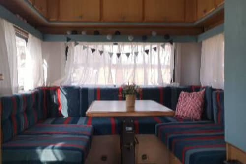 Hire a motorhome in Vogt from private owners  KNAUS Südwind