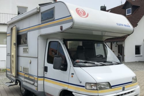 Hire a motorhome in Marzling from private owners| Fiat Ducato EURA