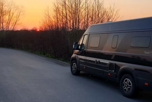 Hire a motorhome in Lübeck from private owners  Fiat Ducato  Enzo