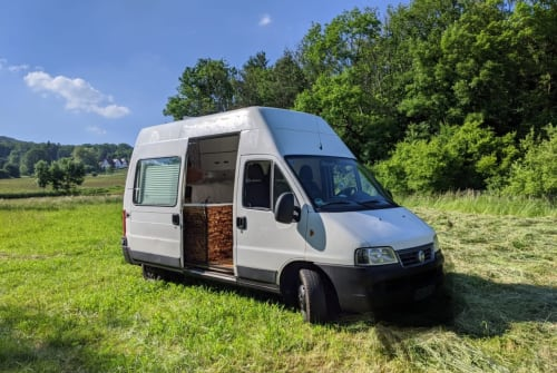 Hire a motorhome in Hersbruck from private owners  Fiat Frieda