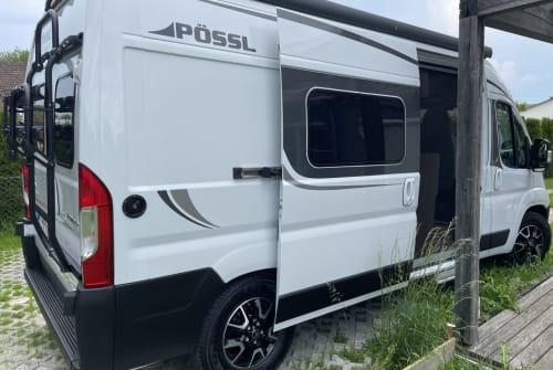 Hire a motorhome in Weil from private owners  Pössl Pössl 2WIN R+
