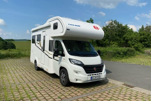 Hire a motorhome in Stegaurach from private owners| Eura Mobil Eura