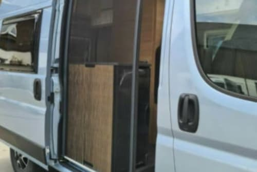 Hire a motorhome in Wendisch Rietz from private owners  Pössl Tango