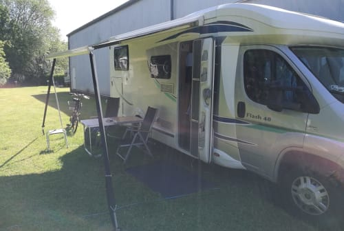 Hire a motorhome in Bielefeld from private owners| Chausson  Marder