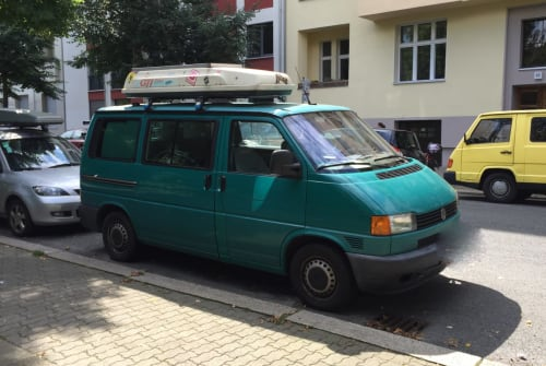 Hire a motorhome in Berlin from private owners  Volkswagen Fuchur