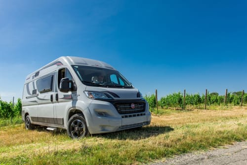 Hire a motorhome in Grömitz from private owners| Fiat Ducato Izzy-Mobil