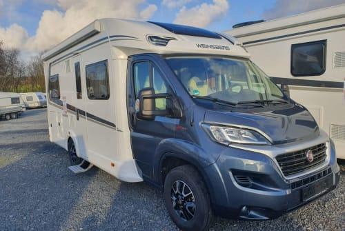 Hire a motorhome in Rühn from private owners| Weinsberg Urlaubsreif