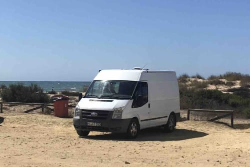 Hire a motorhome in Jerez de la Frontera from private owners  Ford Ford Transit
