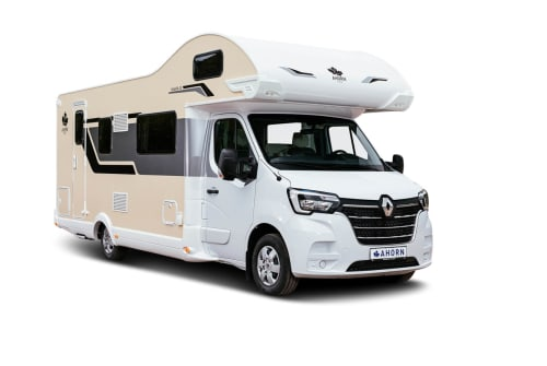 Hire a motorhome in Apolda from private owners| Renault  Mummel
