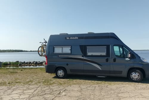 Hire a motorhome in Leipzig from private owners| Citroen Jumper Elfriede