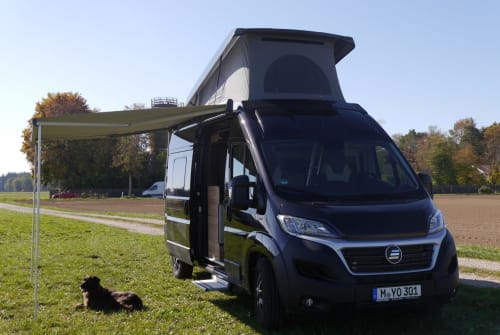 Hire a motorhome in München from private owners| HymerCar Yo