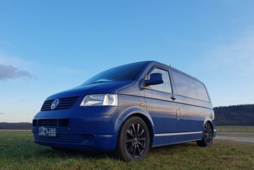 Hire a motorhome in Neumarkt i. d. OPf. from private owners| VW BlueBox
