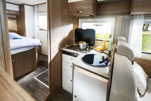 Hire a motorhome in Dortmund from private owners  Carado Carado T 339