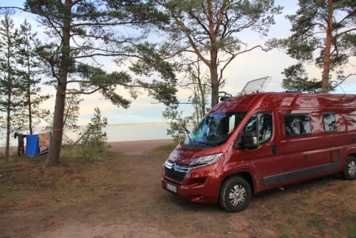 Hire a motorhome in Berlin from private owners| Clever Tilda