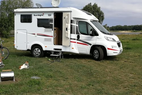 Hire a motorhome in Lüneburg from private owners| Fiat  Sülze