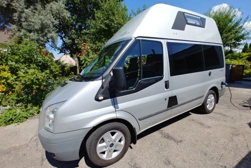 Hire a motorhome in Rosenheim from private owners| Ford WestfaliaNugget