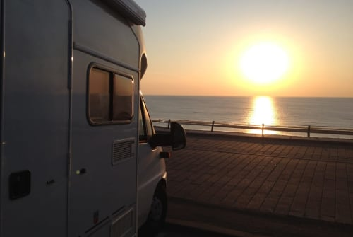 Hire a motorhome in Coesfeld from private owners| TEC Womi