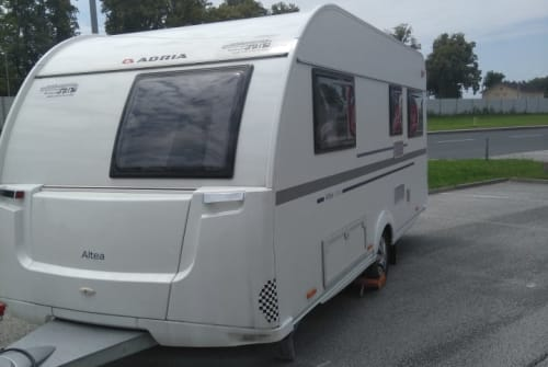 Hire a motorhome in Sankt Paul im Lavanttal from private owners  Adria  DÜPPY