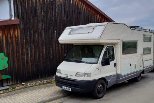 Hire a motorhome in Aschaffenburg from private owners| Fiat Ducato DerDicke